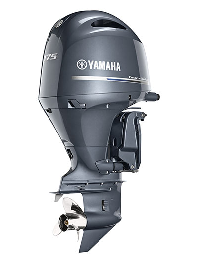 Yamaha IN-LINE 4 175 hp Image