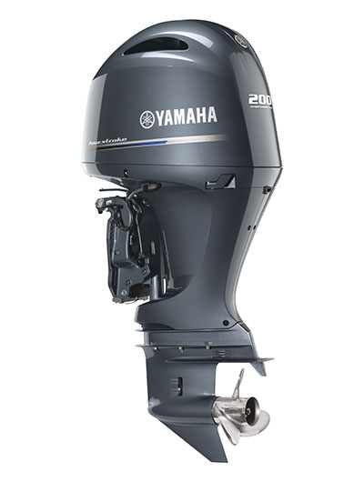 Yamaha IN-LINE 4 200 hp Image