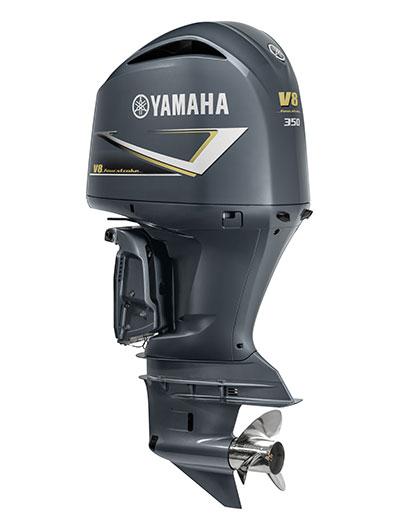 Yamaha V8 5.3L 350 hp Image