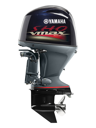 Yamaha V MAX IN-LINE 4 115 hp Image