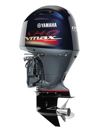Yamaha V MAX IN-LINE 4 175 hp Image