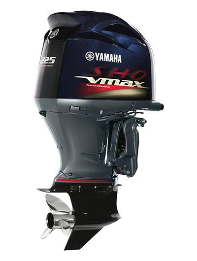 Yamaha V MAX 4.2L 225 hp Image