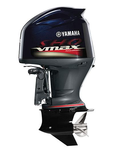 Yamaha V MAX 4.2L 250 hp Image