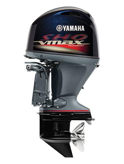 Yamaha V MAX IN-LINE 4 90 hp Image
